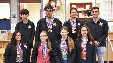 Academic Decathlon wins regionals