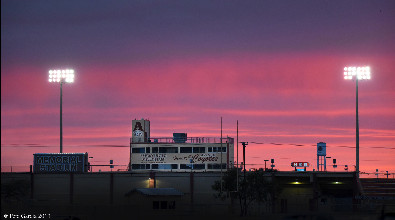 Texas High School Football Stadium Showdown