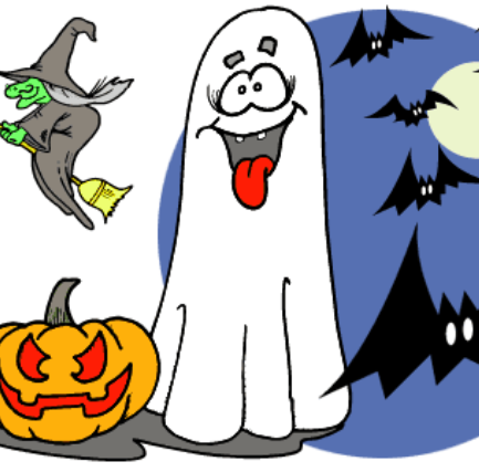 Halloween Fun at Andrews