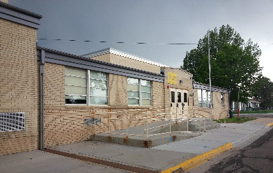 Photo of Fairview Elementary.