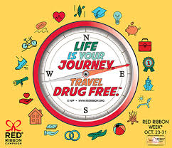 Image result for red ribbon week 2018
