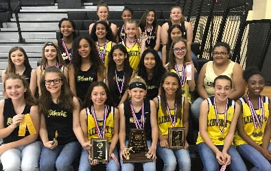 LMS Lady Panther Track