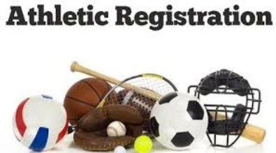Online Athletic Registration - Now Open