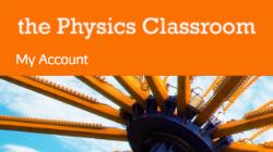The Physics Classroom