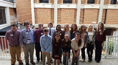 Drew Students Bring Home State History Competition Awards