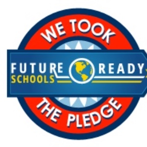 We took the pledge logo