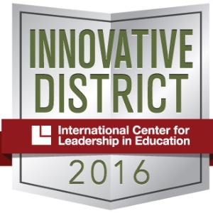 Innovative district logo