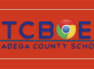 TCBOE 1:1 TECHNOLOGY - #LeadingTheWay