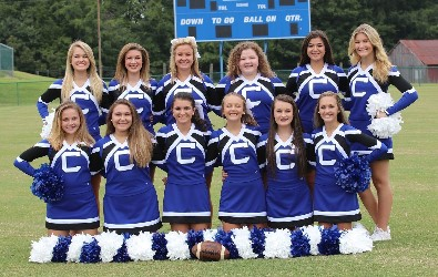 CHS Cheer Leaders