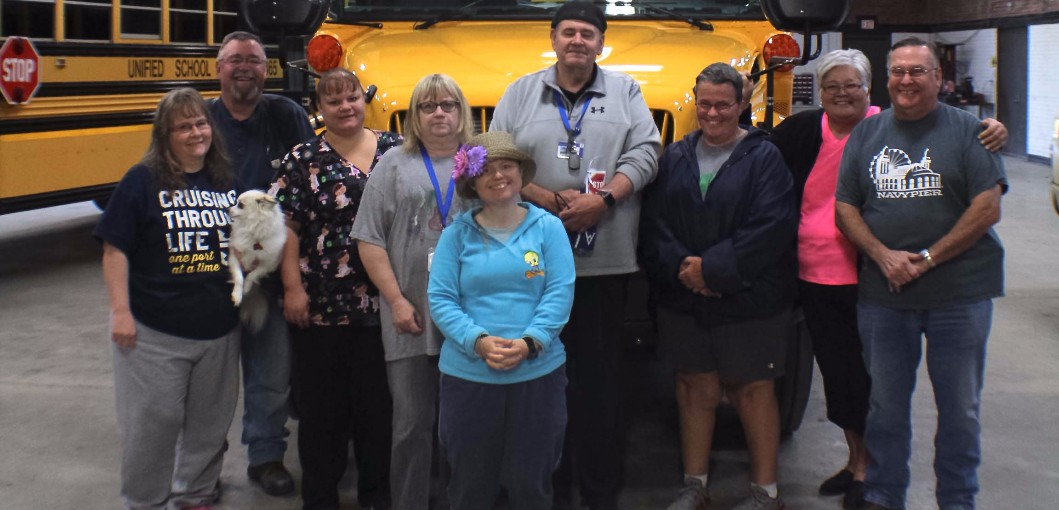 Bus Drivers' Appreciation Day
