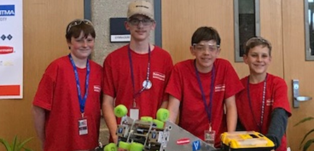 WMS Robotics Team @ Nationals