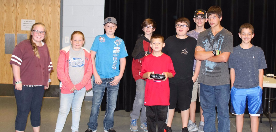 WMS students to Compete in BOTS Challenge