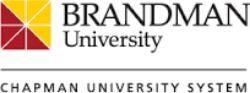 Brandmand University logo