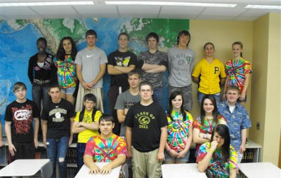2011-2012 Overall Champions - 6th Period