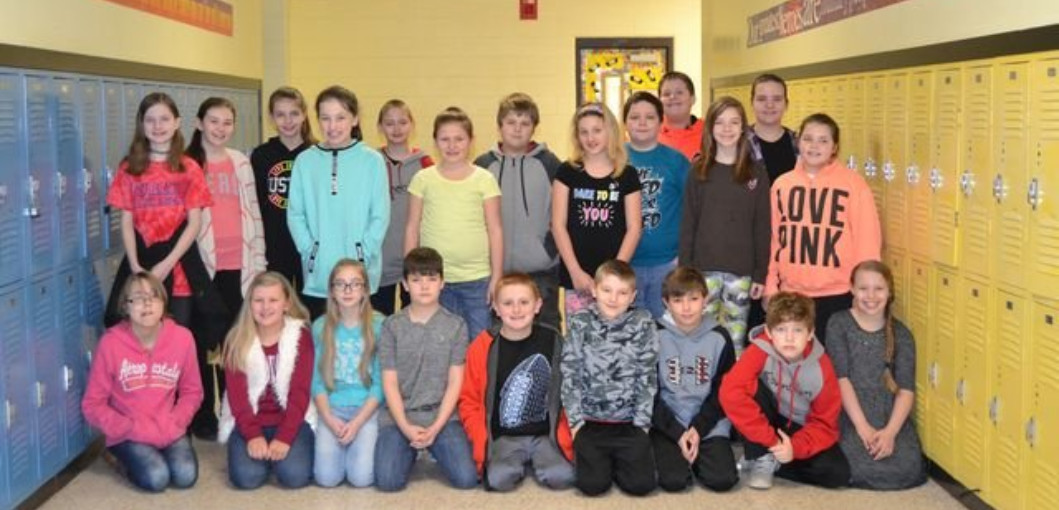 Hurley Elementary Middle School Students Become Published Authors