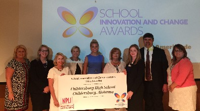 2016 School Innovation and Change Award Winners