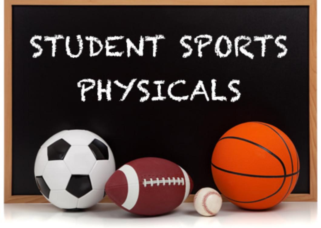 SPORTS PHYSICALS INFORMATION FOR 2019-2020
