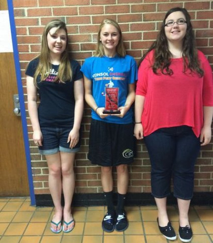 Council Key Club wins Marsh Trophy