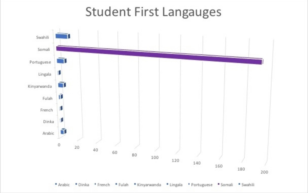 student first languages