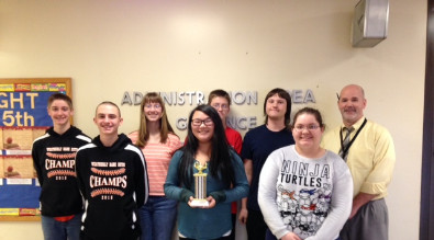 1st Place at Bucknell University TEAMS Competition
