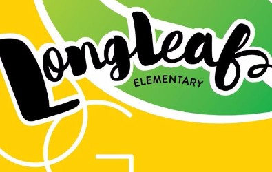 Long leaf elementary logo