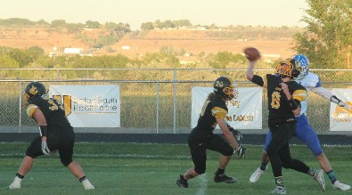 Union Wins Homecoming Game