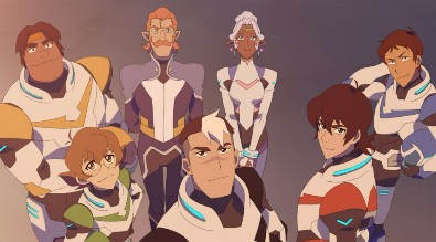 New VoltronLeaves Viewers Starstruck