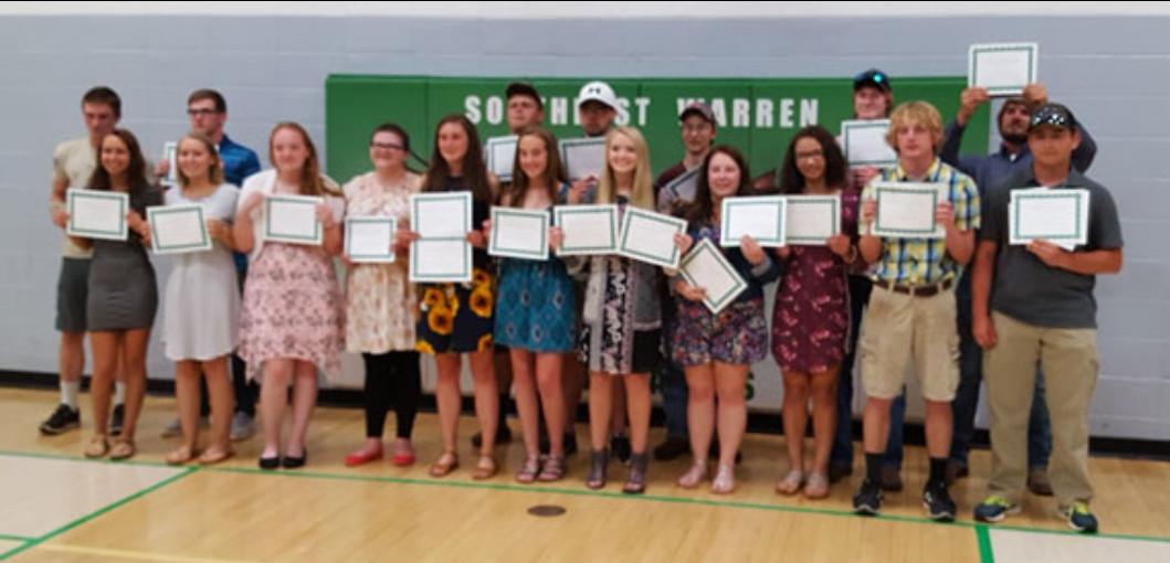 Class of 2017 Award Recipients