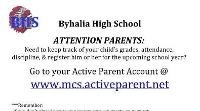 Home - Byhalia High School