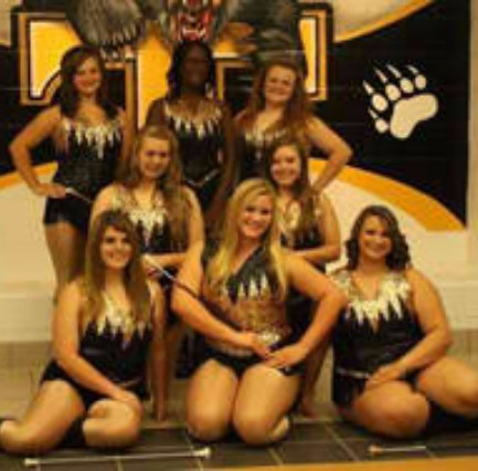 THE TWIRLERS 2012-2013