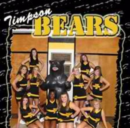 THS Bears Cheerleaders