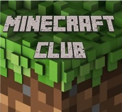 Photo of Minecraft Club logo