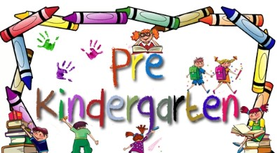 Picture of Pre-Kindergarten clipart