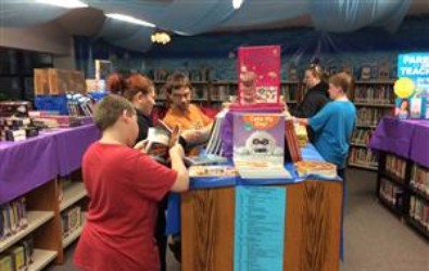 Welcome to the Liberty Elementary School Library!