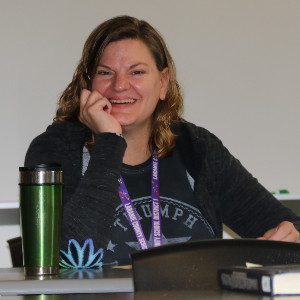 Photo of our Instructional Facilitator, Anna Swank