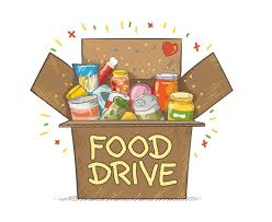 Image result for canned food drive clipart