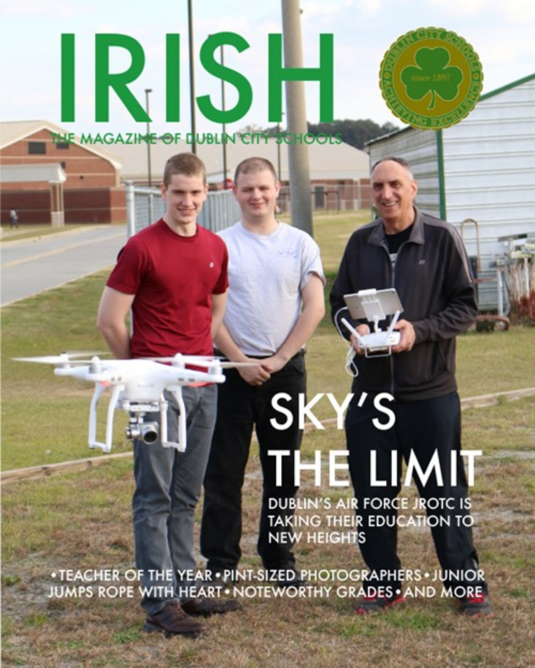 CHECK OUT OUR NEW IRISH MAGAZINE!
