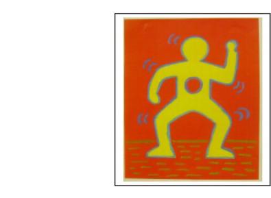 artwork of dancing man