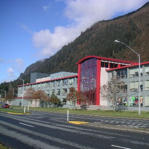 Juneau-Douglas High School