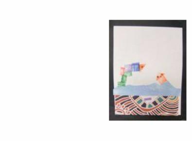 photo of student art