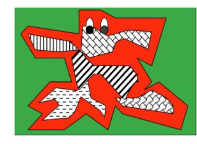 artwork of funny creature