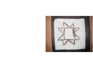 tongan tapa pattern art