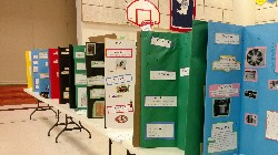 Display of projects