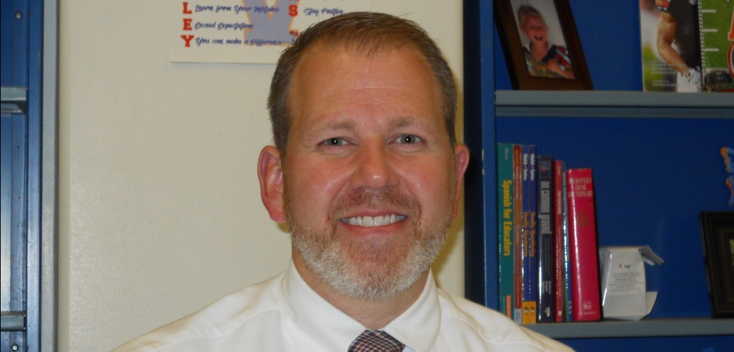 LEAK NAMED NEW PRINCIPAL AT FIVE POINTS SCHOOL