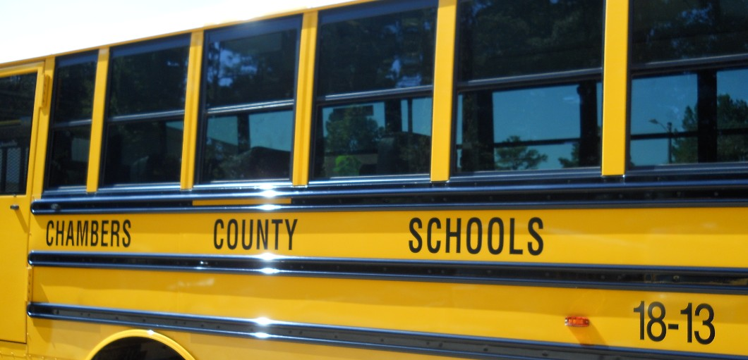 FOCUS ON SAFETY AT SCHOOL BUS STOPS