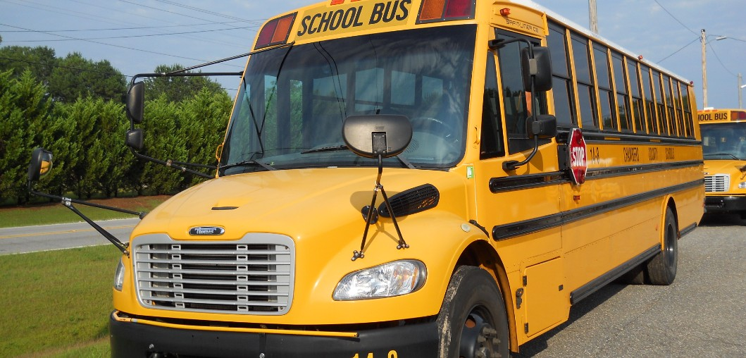 MOTORISTS URGED TO WATCH FOR SCHOOL BUSES