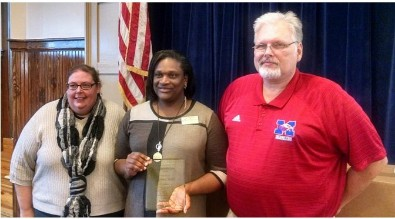 Ms. Robin Mills - Mont. Co. System-wide Teacher of the Year