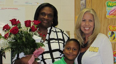 Ms. Robin Mills - MCES Teacher of the Year