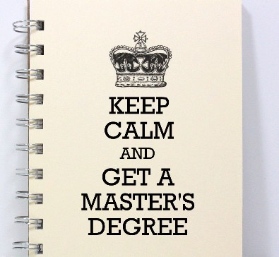 Masters in Math and Science Education