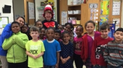 District 55 to Celebrate Read Across America Day